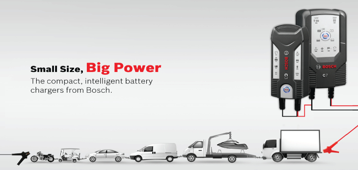 Bosch Battery Chargers