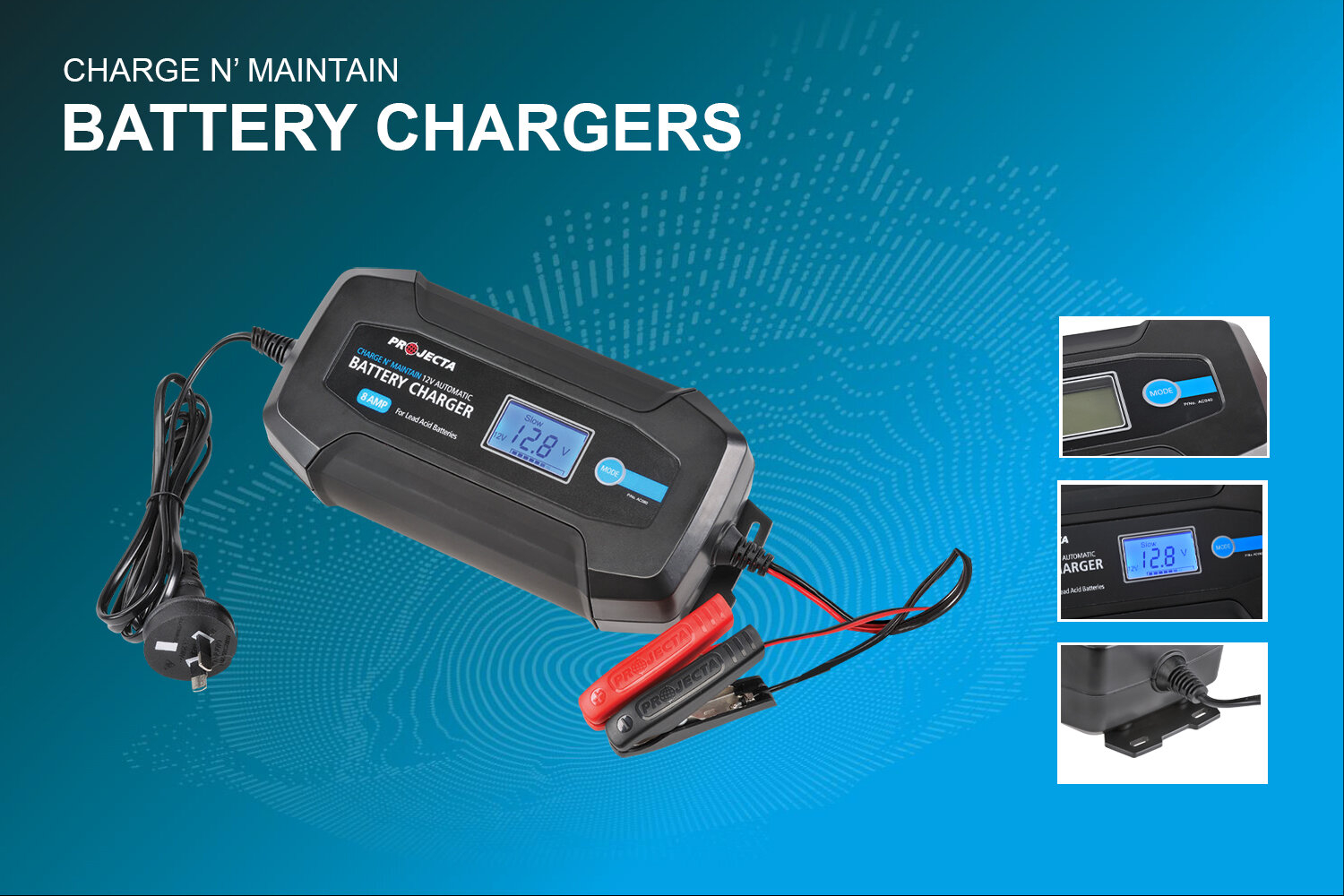 Projecta Battery Chargers