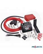 Projecta DBC150K 12V 150Amp Electronic Dual Battery Isolator Kit