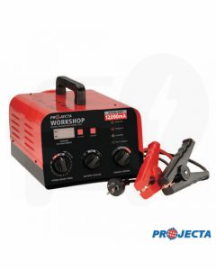 Projecta HBDC20 Workshop Automotive Battery Charger 6/12/24V 12,000mA