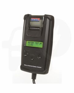 Matson BT301 Digital Battery Tester with Printer