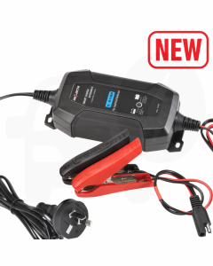 Projecta AC015 12V Automatic 1.5 Amp 4 Stage Battery Charger