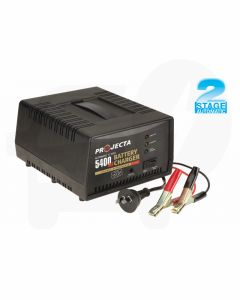 Projecta AC800 Automatic Car Battery Charger 12V 5400mA