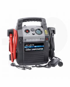Projecta HP2200  2200A 12/24V Jumpstarter and Power Supply