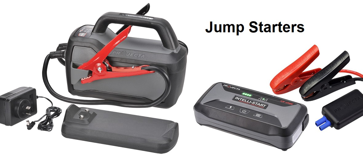 Project Jump Starters