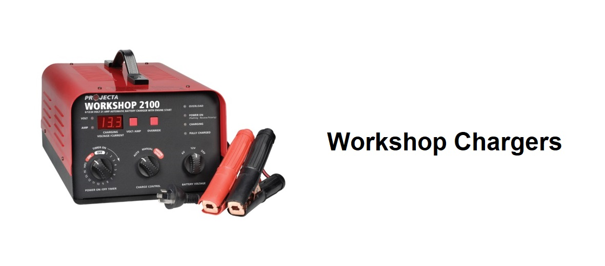 Workshop Chargers